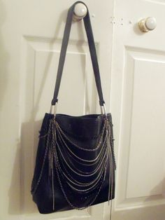 chain purse DIY