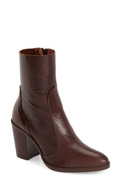 the 70's called they want their bad fashion back....................................Topshop'Magnificent' Bootie (Women)   Nordstrom