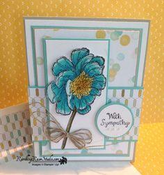 Bloom With Hope... | Rambling Rose Studio | Billie Moan