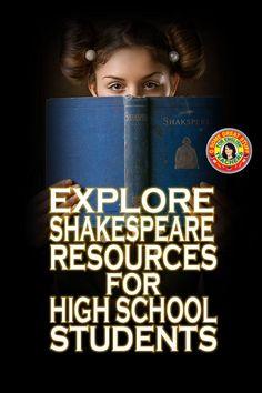 High School Classroom, High School Students, Essay Prompts, High School English, Julius Caesar, English Activities, Othello, Shakespeare, Teaching Resources