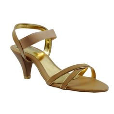 Eve Dior's Beige Colored #Synthetic #Heel #onlineshopping #sale #discount http://goo.gl/xbTkec