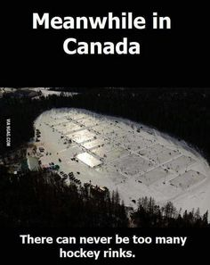 Hockey in Canada. Should be Hockey in Plaster Rock. As this is World Pond Hockey held every February in Plaster Rock, NB Canada. Canadian Memes, Canadian Things, Canadian Humour, Hockey Memes, Hockey Quotes, Funny Hockey, Caps Hockey, Hockey Baby, Funny Sports