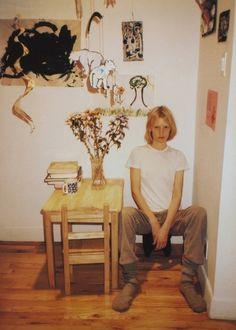 Juergen Teller love his work !