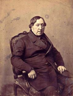 Amazing Portrait Photography by Gustave Le Gray From the Century Romantic Composers, Classical Music Composers, Old Photography, Portrait Photography, Old Pictures, Old Photos, Gustave Le Gray, The Barber Of Seville, Giuseppe Garibaldi