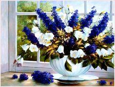 Classic-still-life-Oil-Canvas-font-b-Painting-b-font-font-b-Flower-b-font-arrangement.jpg (833×632)