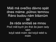 BLáznova ukolébavka text - YouTube Karel Gott, Karaoke, Texts, Cards Against Humanity, Youtube, Musik, Captions, Youtubers, Youtube Movies