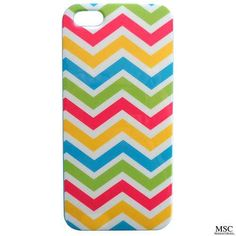 Mainstreet Collection iPhone 6  Cover - Chevron