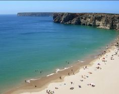 If you squint, you can see me on the beach. in about 10 months. Portugal Holidays, Travel Channel, Summer Dream, Algarve, Ocean Life, Holiday Travel, Beautiful Beaches, Cool Places To Visit, Around The Worlds