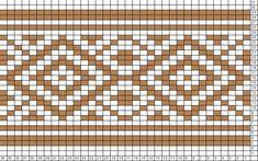 Mochila diamond pattern