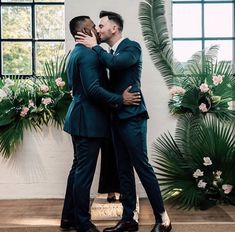 Check out these do's and don'ts for inspiration on how to approach your same-sex wedding planning — from proposal to ceremony. Let's Talk About Love, Men Kissing, True Romance, Cute Gay Couples, Wedding Men, Wedding Ideas, Man In Love, Gay Pride, Wedding Photos