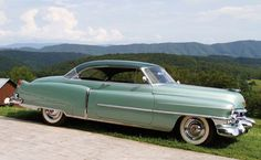 1952 Cadillac Series 62 Coupe deVille