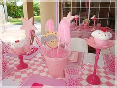 pinkalicious party idea