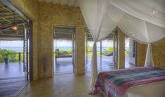 Matemwe Retreat view from bedroom, Zanzibar