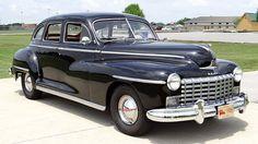 1946 Dodge Custom 4-door sedan