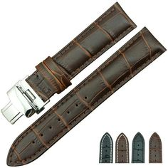 5pc NEW 22mm Diver Straps made for SEIKO DIVER with side stitches