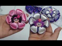 Como Hacer Botones Decorativos/Epoxys para Moños/Diy#061/Manualidades la Hormiga - YouTube