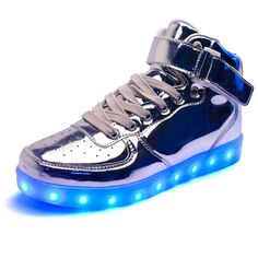 detailed look 971d6 9a525 58 Best Herren Schuhe Mit LED images | Light up shoes ...