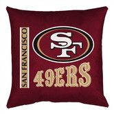 Found it at Wayfair - NFL Toss Pillow