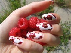 For that chose the same color of caviar balls as the nail paint for a simple yet radiant nail art design. Description from beufl.com. I searched for this on bing.com/images