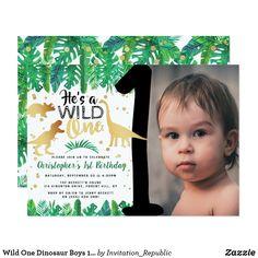 Wild One Birthday Party, 1st Birthday Photos, Boy First Birthday, First Birthday Parties, First Birthdays, Birthday Ideas, Birthday Gifts, 16th Birthday, Birthday Fun