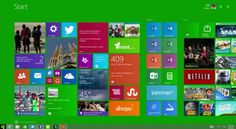 Windows Adds a Few Mouse & Keyboard Improvements, Coming April Also boots into the desktop like the older windows version, instead of the Start screen / metro screen. Start Screen, Windows Versions, Latest Technology News, I Need To Know, Windows 8, Microsoft Windows, Entertainment System, Keyboard, Software