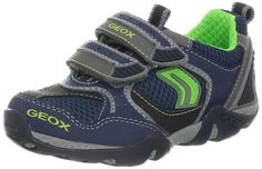 Geox Caragon5 Sneaker (Toddler/Little Kid/Big Kid) Geox. $70.00. Made in Vietnam. Leather/Textile. Rubber sole