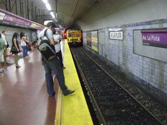 Subte Ciudad de Buenos Aires.  http://www.periodismoactual.com.ar