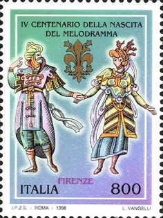.Italy Stamp