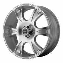 American Racing Dagger Chrome Wheels http://www.thewheelconnection.com/