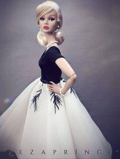 Grace Kelly Poppy Parker by Zezaprince