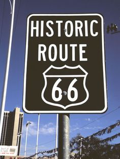 Visit Historic Route 66 in Amarillo! Check out The Lion's Lair on The Route to see my floral designs in person!