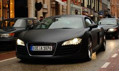 Audi R8---- my dream car <3--- way before fifty shades came out.