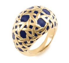 """Wicker {Kate Spade's new """"Keswick Caning"""" jewelry collection}. adorable."""