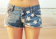 I used to own shorts like this when I was little!! LOVE them!!!! I want!