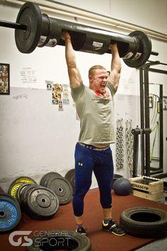 9. nejsilnější muž planety - Jiří Tkadlčík, General Sport