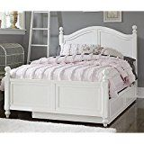 NE Kids Lake House Payton Full Arch Bed with Trundle in White deals week