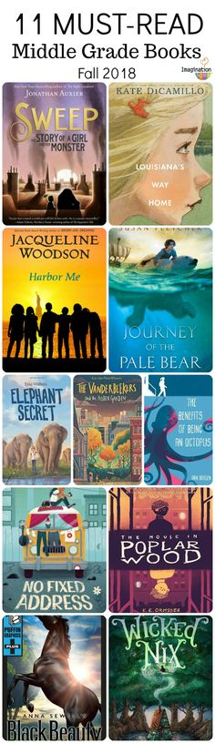 Want to know about the best new middle grade books? These will draw in tween readers with their compelling characters, important themes, and emotionally resonating stories. Science Activities For Kids, Book Activities, Book Club Books, Book Lists, I Love Books, Books To Read, Middle School Books, Reluctant Readers, Kids Reading