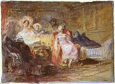 'salon' von William Turner (1789-1862, United Kingdom)