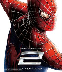 High resolution Japanese movie cover image for Spider-Man 2 Batman Joker Wallpaper, Joker Wallpapers, Marvel Wallpaper, Marvel Fan, Captain Marvel, Marvel Avengers, Spiderman 2002, Amazing Spiderman, Spider Man Trilogy