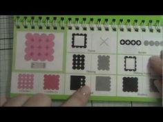 ▶ Elegant Edges Cricut Cartridge Review (like Martha Stewart border punches) - YouTube