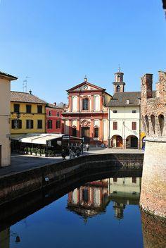 Rocca San Vitale, Fontanellato, Parma , Italy