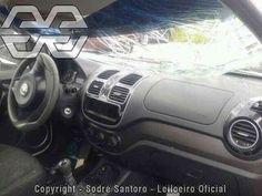 leilão <b style='color:#9D0707;'>SUCATA </b>FIAT GRAND SIENA ATTRAC. 12/13