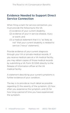 Sinusitis  Sample Disability Compensation Letter   Foot