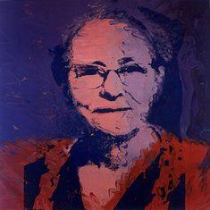 Julia Warhola, 1974-Andy Warhol - by style - Pop Art