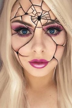 Halloween makeup ideas are extremely versatile and sometimes it becomes difficult to choose the… - http://makeupaccesory.com/halloween-makeup-ideas-are-extremely-versatile-and-sometimes-it-becomes-difficult-to-choose-the-3/