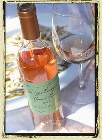 Best tasting Rose to come out of Napa Valley... Scaggs Vineyard. CANT WAIT TO GO TO Napa!!!!