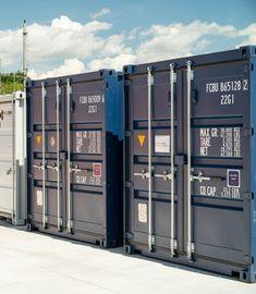AKTION: Bei MO.SPACE erhältst du den neuen und robusten 20' Seecontainer inkl. EASY OPEN DOOR, Einbruchsicherung und gültige CSC-Plakette um nur € 2.790,-- (Netto, exkl. MWST, ab Depot Bruck a. d. Leitha, gültig solange der Vorrat reicht). Unsere Depots sind: Enns, Schwanenstadt, Wiener Neustadt, Graz und Bruck an der Leitha. Jetzt zuschlagen und Geld sparen: +43 664 432 58 60 Bratislava, Lockers, Locker Storage, Design, Home Decor, Moving Boxes, Storage Room, Wrapping, Save My Money