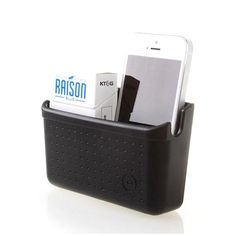 #BangGood - #Eachine1 Black Car Storage Box with Sticker for Phone Cigarette Card Case - AdoreWe.com