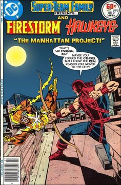 #dc #dccomics #marvel #marvelcomics #superteamfamily  #comicbooks #covers #superheroes #comicwhisperer #comiccovers #firestorm #hawkeye