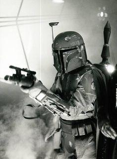Boba Fett Empire Strikes Back Costume - Carbon Chamber
